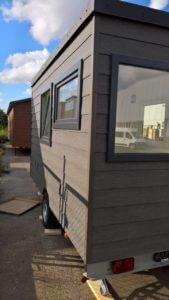 Tiny House Büro - Mobiles Tiny House