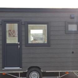 Tiny House Büro – Mobiles Tiny House
