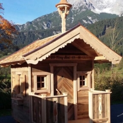 Tiny House für Kinder – Mobiles Tiny House