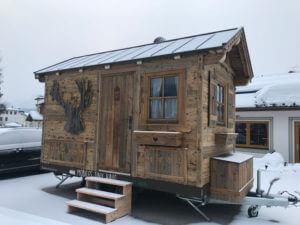 "Tiny House Alm ""Hirsch"" - Mobiles Tiny House"