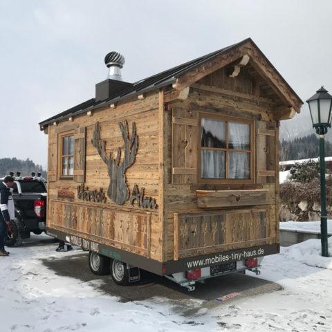 Holzhaus Alm