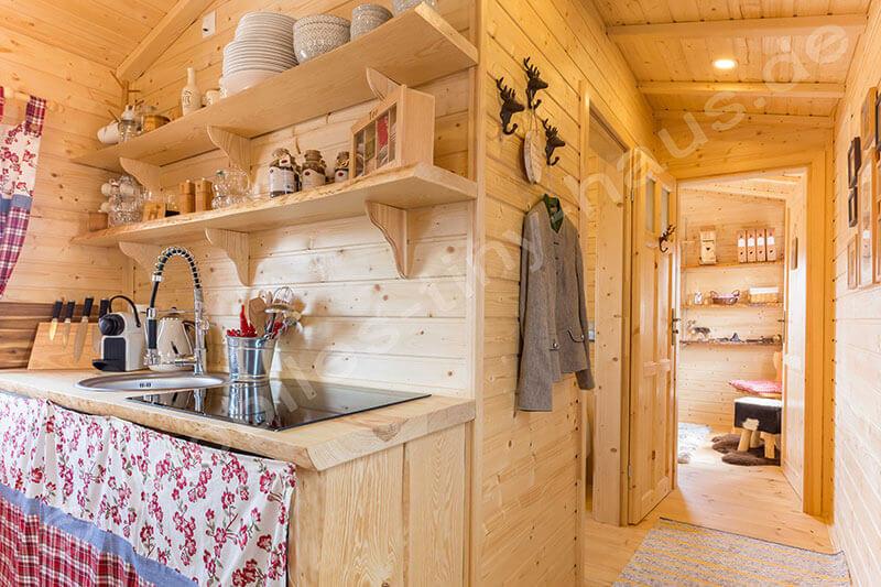 Mobilheim Österreich - Mobiles Tiny House