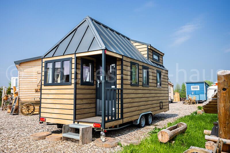 Mobiles Tiny Haus Australien