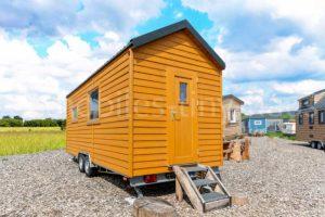 Mobiles Tiny House Schweiz - Mobiles Tiny House