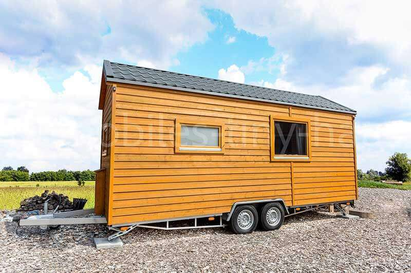 Mobiles Tiny House Schweiz - Mobiles Tiny House
