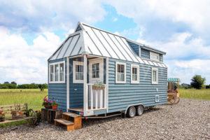 Tiny House Island Aussenansicht - Mobiles Tiny House
