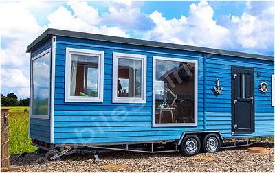 Campinghaus auf Rädern kaufen