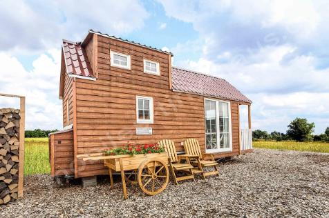 Tiny House mit Stellplatz