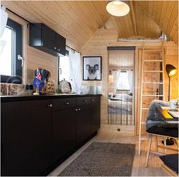 Mini House von innen