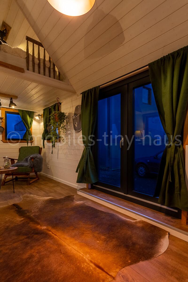 Tiny House Frankreich - Mobiles Tiny House
