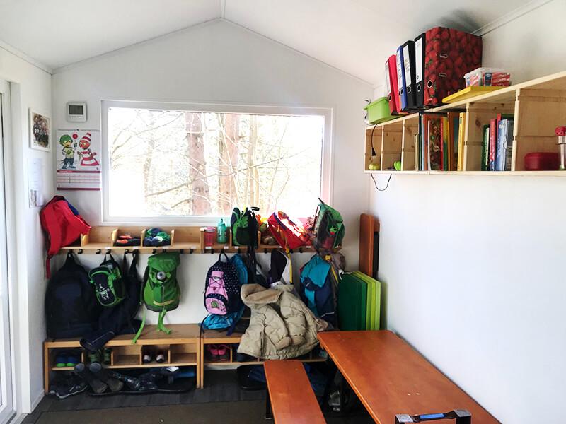 Waldkindergarten, Waldhäuschen - Mobiles Tiny House