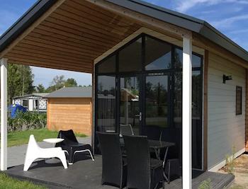 Dänisches Holzhaus