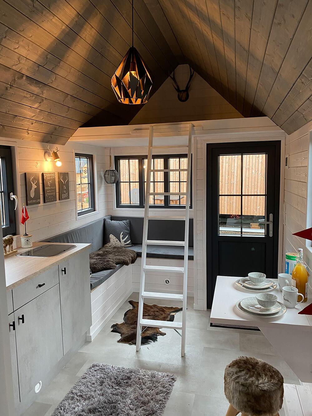 Tiny Haus Schweiz - Mobiles Tiny Haus