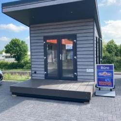 Mobiles Chalet Büro 04 – Vital Camp GmbH