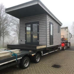 Mobiles Chalet Büro – Vital Camp GmbH