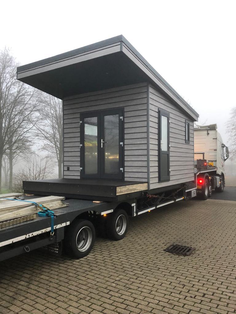 Mobiles Chalet Büro - Vital Camp GmbH
