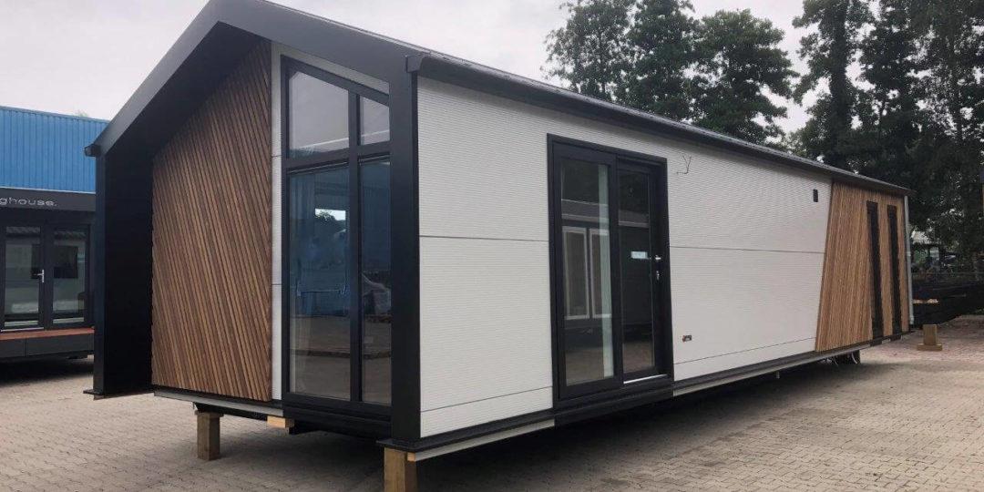 Mobiles Chalet Belgien - Vital Camp GmbH
