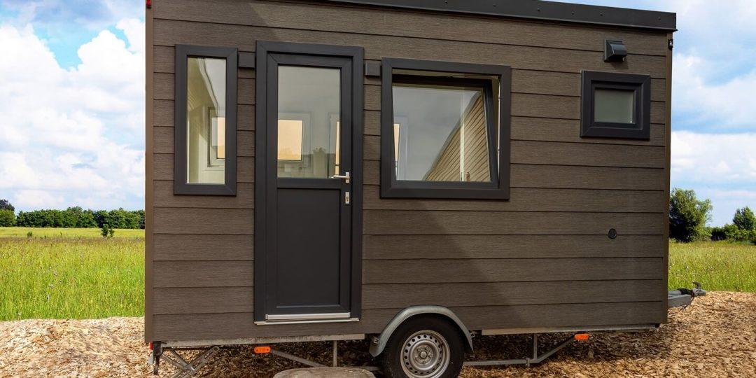 Tiny Haus Büro 01 - Vital Camp GmbH